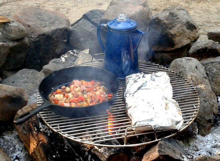 Quick Easy Camping Breakfast Ideas