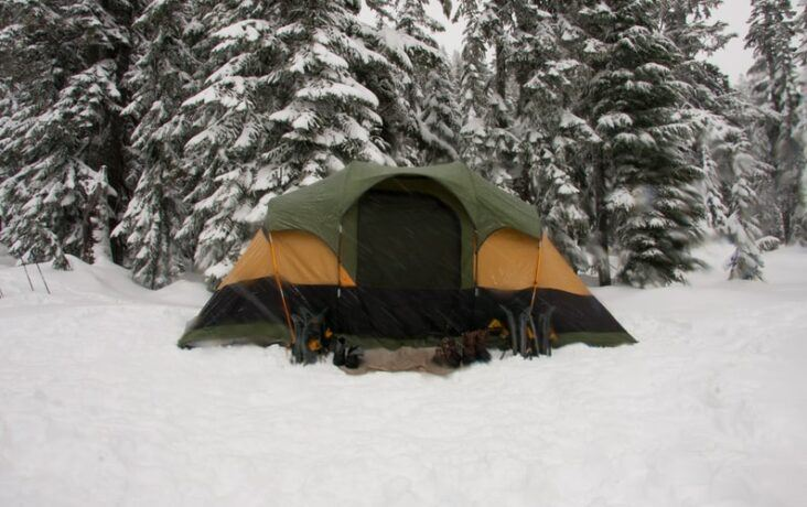 How To Camp In Cold Weather